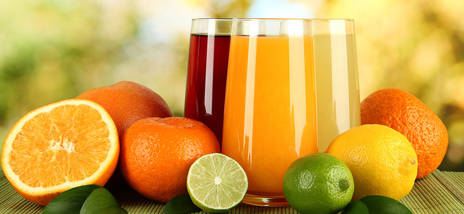 cloudy fruit juices